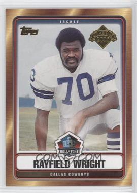 2006 Topps Hall of Fame #HOFT-RWR - Rayfield Wright