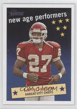 2006 Topps Heritage New Age Performers #NAP8 - Larry Johnson