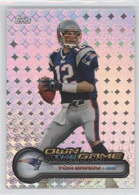 2006 Topps Own the Game #OTG1 - Tom Brady