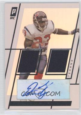 2006 Topps Paradigm Rookie Dual Relic Autographs #TPDR-WL - Wali Lundy /249