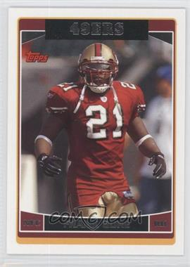 2006 Topps San Francisco 49ers #SFSF4 - Frank Gore