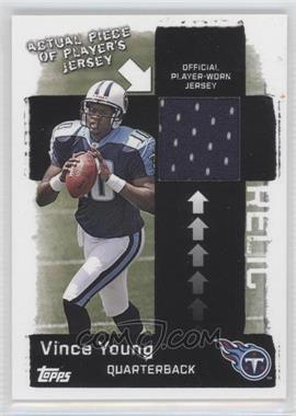 2006 Topps Target Jerseys #3 - Vince Young