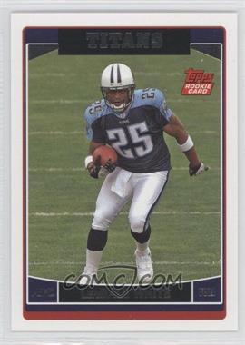 2006 Topps Tennessee Titans #TEN12 - LenDale White