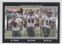 Jeff Garcia, Josh Parry, Koy Detmer /50
