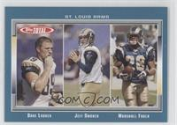 Dane Looker, Marshall Faulk, Jeff Smoker