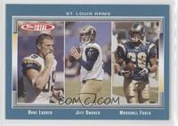 Dane Looker, Marshall Faulk