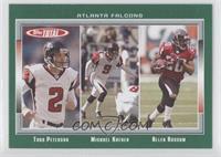 Todd Peterson, Michael Koenen, Allen Rossum