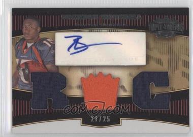 2006 Topps Triple Threads - [Base] - Gold #123 - Brandon Marshall /25