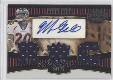 2006 Topps Triple Threads - [Base] - Sepia #135 - Mike Bell /75