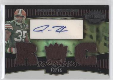 2006 Topps Triple Threads - [Base] - Sepia #139 - Jerome Harrison /75