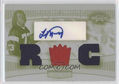 2006 Topps Triple Threads Printing Plate Yellow #113 - Laurence Maroney /1