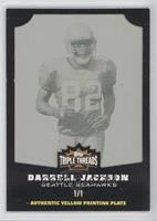 Darrell Jackson /1