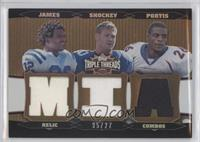 Clinton Portis, Jeremy Shockey /27
