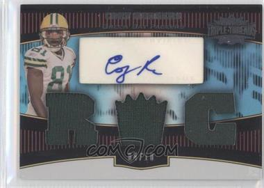 2006 Topps Triple Threads Sapphire #145 - Cory Rodgers /10