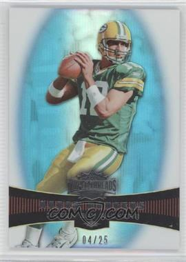 2006 Topps Triple Threads Sapphire #70 - Aaron Rodgers /25