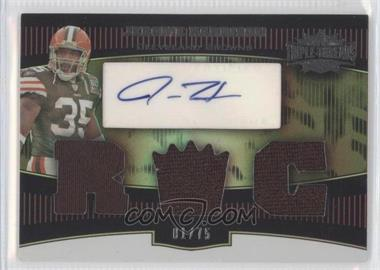 2006 Topps Triple Threads Sepia #139 - Jerome Harrison /75