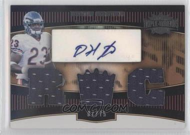 2006 Topps Triple Threads Sepia #140 - Devin Hester /75
