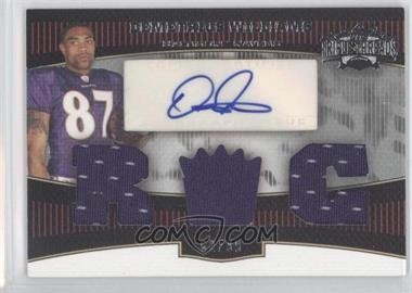 2006 Topps Triple Threads #125 - Demetrius Williams /99