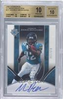 Maurice Jones-Drew /150 [BGS 10]