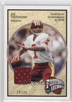 Joe Theismann /25