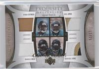 Byron Leftwich, George Jones, Marcedes Lewis /15