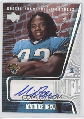 2006 Upper Deck NFL Players Rookie Premiere - [???] - Autograph [Autographed] #AC-6 - Maurice Jones-Drew
