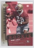 Manny Lawson /99