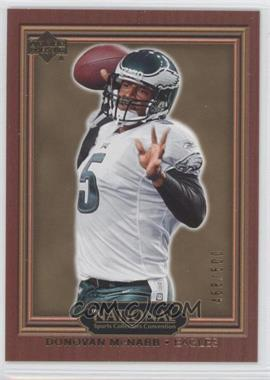 2006 Upper Deck The National #NFL-6 - Donovan McNabb /500