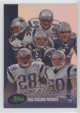 2006 eTopps - Team Cards #7 - New England Patriots Team /899