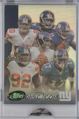 2006 eTopps Team Cards #2 - New York Giants Team /649