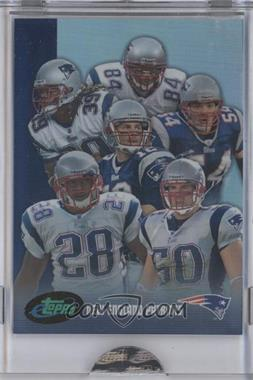 2006 eTopps Team Cards #7 - New England Patriots Team /899