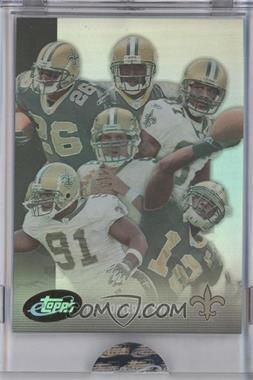 2006 eTopps Team Cards #8 - [Missing] /999