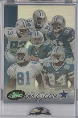 2006 eTopps Team Cards #9 - Dallas Cowboys Team /999