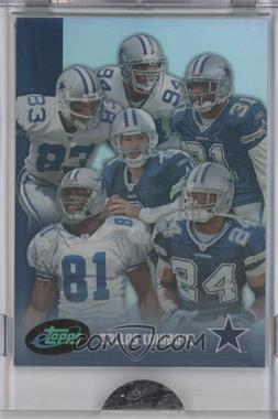 2006 eTopps Team Cards #9 - Dallas Cowboys Team /999