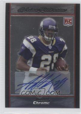 2007 Bowman Chrome Rookie Autographs [Autographed] #BC65 - Adrian Peterson