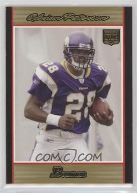 2007 Bowman Gold #126 - Adrian Peterson