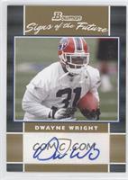 Dwayne Wright /50