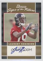 Laurent Robinson /50