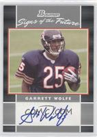 Garrett Wolfe
