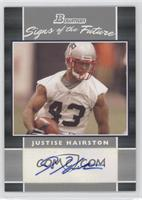 Justice Hairston