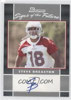 Steve Breaston