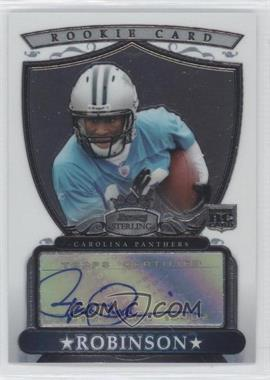 2007 Bowman Sterling Rookie Autographs #BSRA-RR - Ryne Robinson