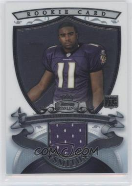 2007 Bowman Sterling Rookie Relics #BSRR-TS - Troy Smith