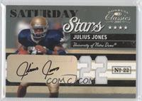 Julius Jones /22