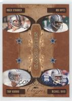 Bob Hayes, Troy Aikman, Michael Irvin /250