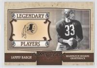 Sammy Baugh /1000