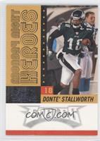Donte' Stallworth /25