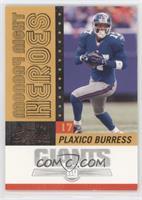 Plaxico Burress /1000