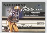 Devery Henderson /25