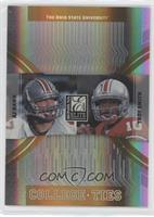 Troy Smith, A.J. Hawk /400